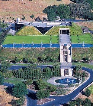 Artesa Winery in Napa,