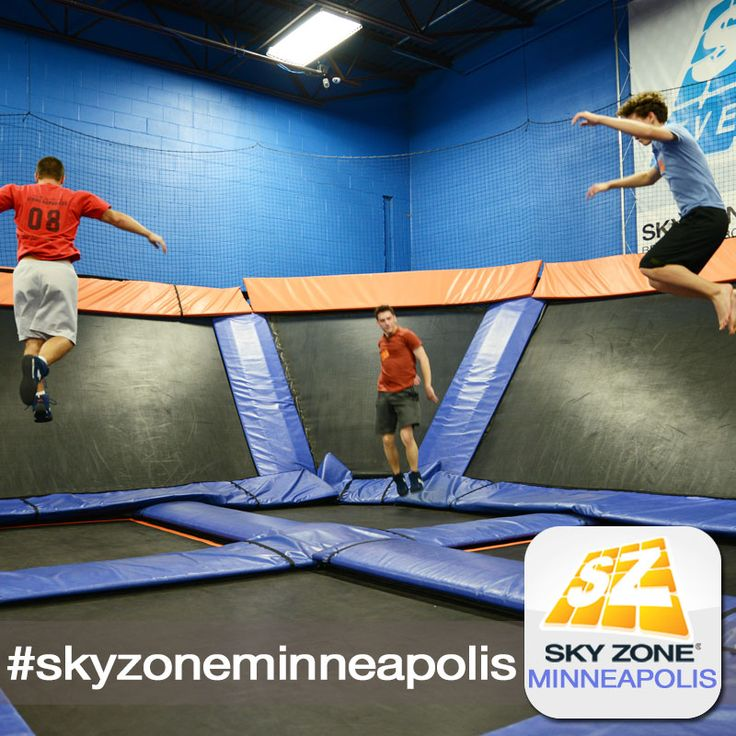 Love to jump? Join us at Sky Zone Minneapolis! #skyzoneminneapolis #skyzone #minneapolis #minnesota #igers #bounce #kids #teenagers #trampoline #love #instagood #me #cute #picoftheday #play #fitness #health #foampit #exercise #openjump  #gymnastics #jumphigh #tumbling #workout #fit #fitness #trampoline #birthdayparty 13310 Industrial Park Blvd. Suite 160 Plymouth, MN 55441 (763)-331-3511