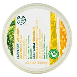 Rainforest Moisture Hair Butter is so luxurious and smells so fresh. Pure pampering for the hair!