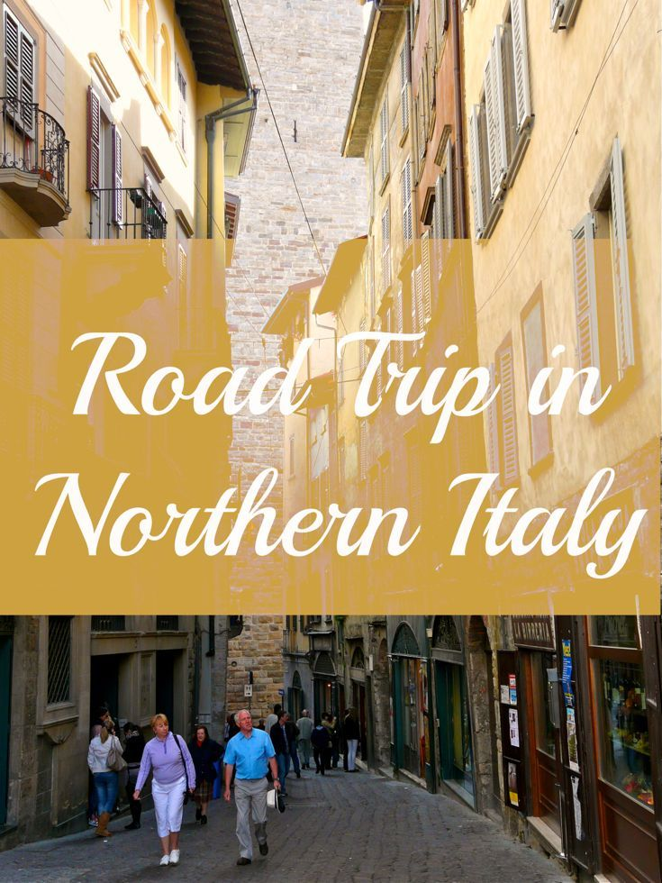 Our road trip to Northern Italy included Milan, Orta San Giulio, Bergamo, the Motor Valley, Lucca, Cinque Terre and Sovana. This photo links to all of the articles from our trip so that you can travel Italy in our footsteps.