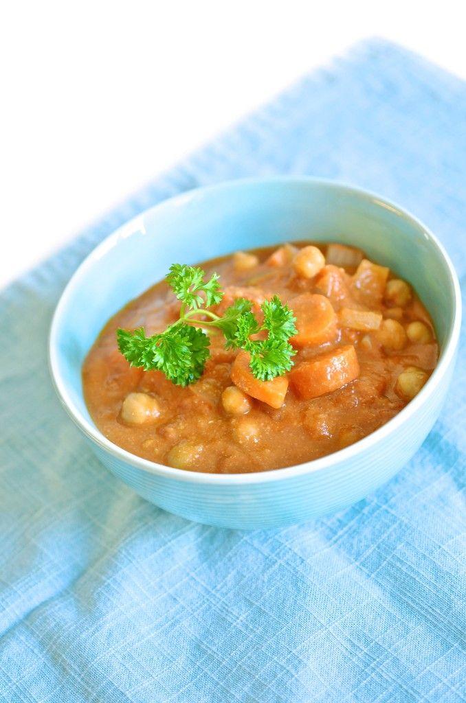 vegan indian curry