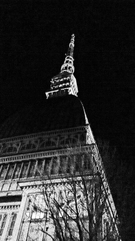 #torino by night #moleantonelliana