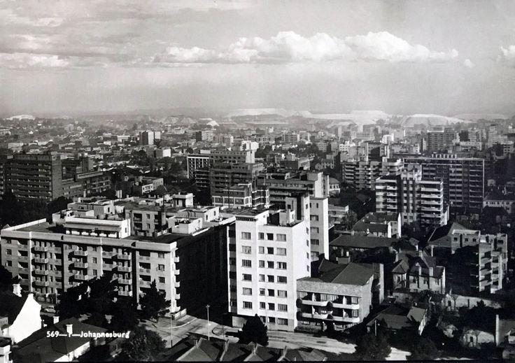 1940's Berea skyline