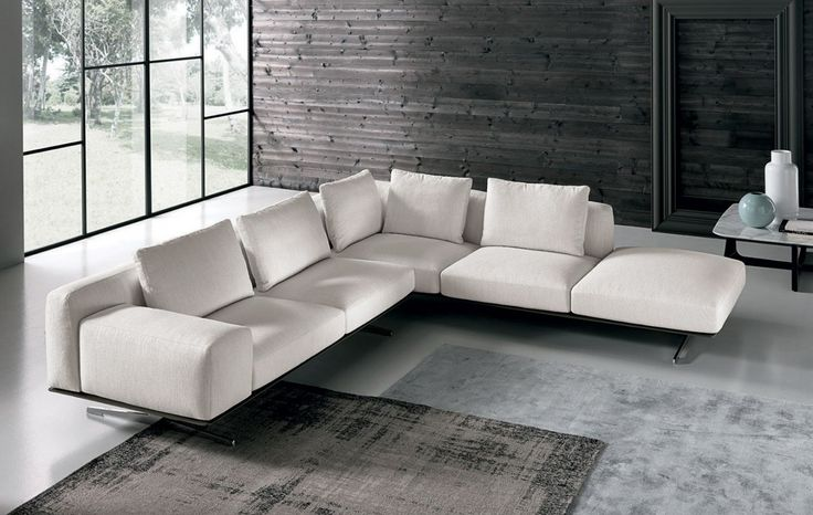 Max Divani Sectional Soft Levi New From Max Divani. Hand Crafted In Italy. #