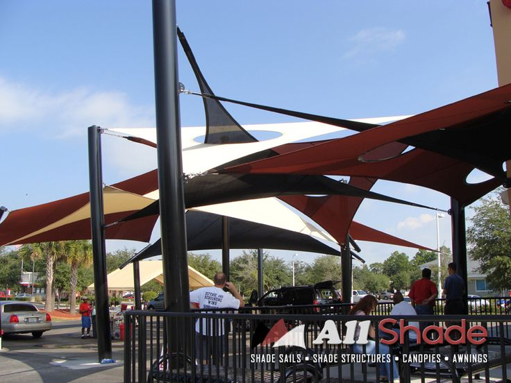 carwash shade structure shade sail canopy awning 2 restaurant ideas pinterest shades. Black Bedroom Furniture Sets. Home Design Ideas