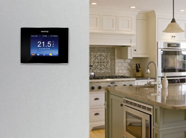 Introducing the Warmup 4iE Smart WiFi Thermostat via Heart Home Magazine, read more here http://www.hearthomemag.co.uk/blog/introducing-the-warmup-4ie-smart-wifi-thermostat