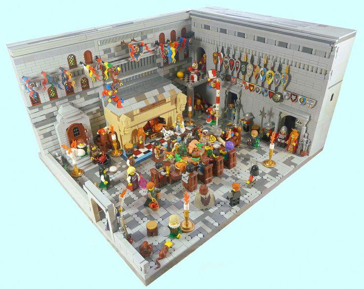 Pin by ivey on lego mega bloks castles lego