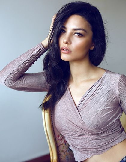 Hazal Filiz Küçükköse Turkish Actress