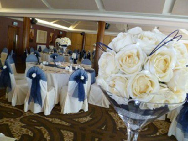 Venue in Royal Blue by Elegant Twist