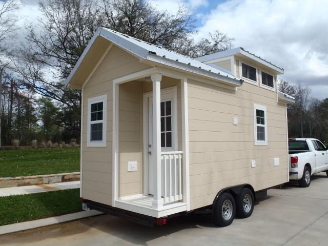 tiny house on wheels for sale tiny houses and homes on the move pinterest wheels the o. Black Bedroom Furniture Sets. Home Design Ideas
