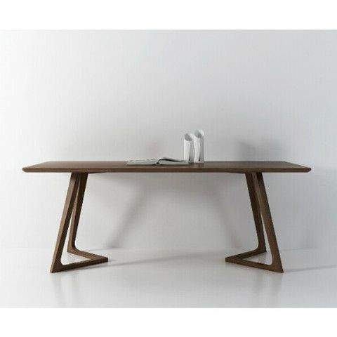 ZAP Dining Table - 6 Seater