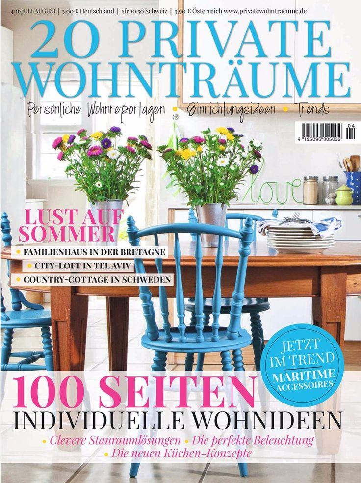 Die 7 beste deutsche Magazine für Innenarchitektur & Design > Heute stellt Wohn-DesignTrend Ihnen die 7 beste Magazine für Innenarchitektur & Design auf Deutsch vor! Sie haben perfekte Einrichtungsideen und eigentlich viele Inspirationen! #innenarchitektur #einrichtungsideen #wohndesign Lesen Sie weiter: http://wohn-designtrend.de/die-beste-deutsche-magazine-fuer-innenarchitektur-design/