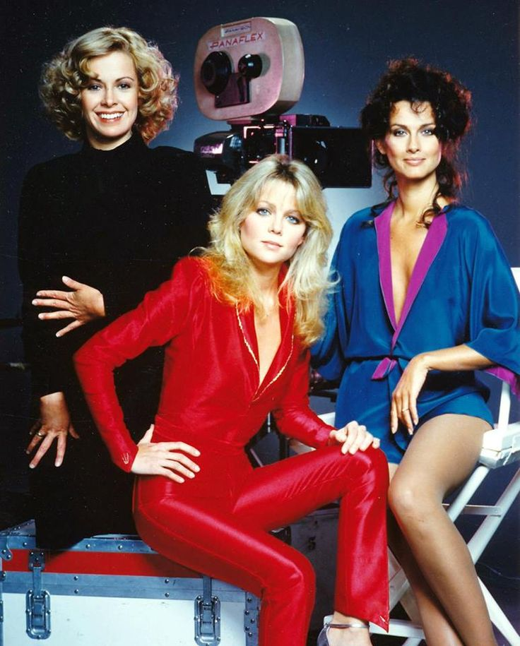 Catherine Hicks, Lisa Hartman and Veronica Hamel, the 1981 dolls