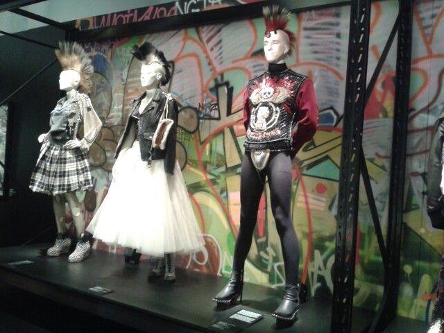 Expo Jp Gaultier à Stockholm #5