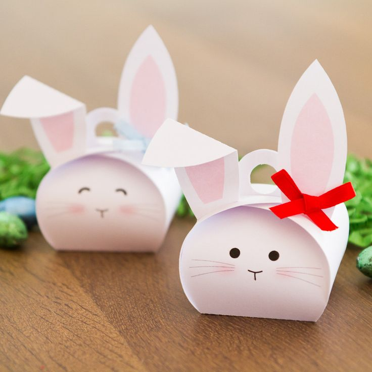 Easter Favor Boxes