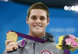 U.S. diver David Boudia won a gold medal in 10-meter platform dive event on Day 15 (8/11/12) of the London 2012 Olympics. Boudia became the first American to win a 10-meter platform diving gold medal since Greg Louganis did it in Seoul in 1988. Winning the silver medal was Qiu Bo of China, and Tom Daley of Britain took the bronze medal.