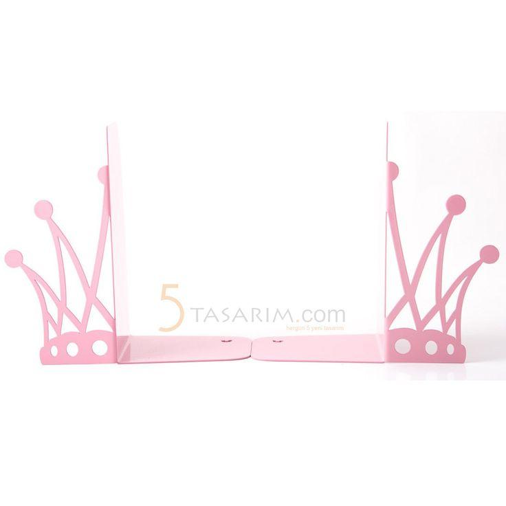 kraliçe tacı kitap tutucu modelleri