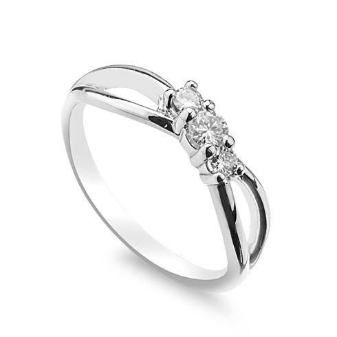 Inel de logodna cu diamant DR280