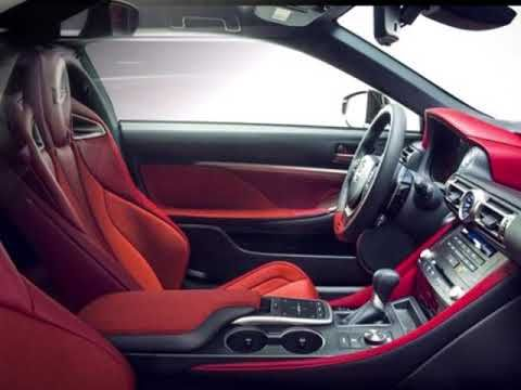2020 Lexus Rc F Track Edition Interior My Vision Board