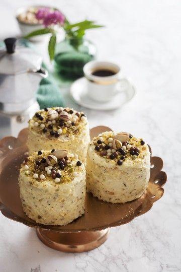 #torciki pistacjowe #pistacje #cake #vanilla #delektujemy