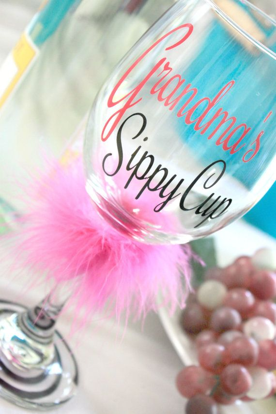 Grandma's Sippy Cup, gramma sippy cup, sippy cup, grandma to be, nana, baby shower, grandma, grammy's sippy cup