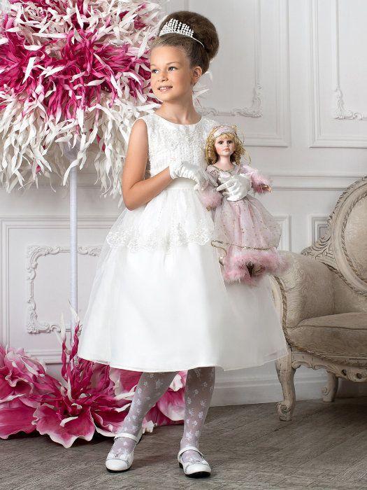 Платье праздничное Бриджида от Perlitta PSA061407  Платье праздничное Бриджида от Perlitta PSA061407