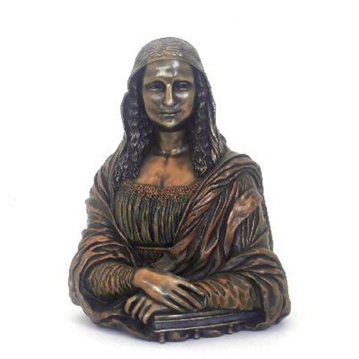 Statueta Monalisa by Leonardo da Vinci