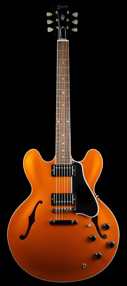 GIbson: Custom Shop, Limited Edition '59 ES-335 -  Electric Guitar, Orange Sparkle