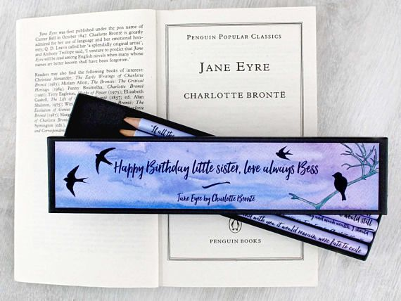 New things just launched. Jane Eyre gifts for your bestie. #feminist #janeeyre #charlottebronte #booklover