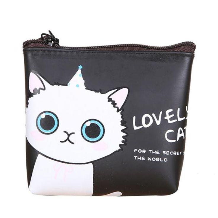 $0.80 (Buy here: https://alitems.com/g/1e8d114494ebda23ff8b16525dc3e8/?i=5&ulp=https%3A%2F%2Fwww.aliexpress.com%2Fitem%2FCoin-purse-Women-Girls-Cute-Cat-Fashion-Coin-Purse-Wallet-Bag-Change-Pouch-Key-Holder-women%2F32762751675.html ) Coin purse Women Girls Cute Cat Fashion Coin Purse Wallet Bag Change Pouch Key Holder women bag coin wallet kids monederos for just $0.80
