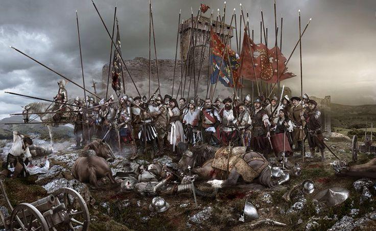Jordi Bru - La bataille d'Amaiur, 1522. Fin du royaume de Navarre.