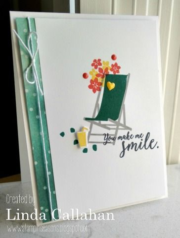 All four seasons are represented in Colorful Seasons and I picked summer! We are having a cool, rainy spring and I am d...