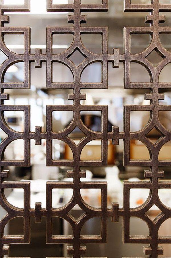 1000 id es sur le th me claustra sur pinterest claustra bois cloison et cloison amovible. Black Bedroom Furniture Sets. Home Design Ideas