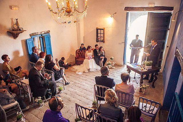 Celebrar una boda como en casa en L'Avellana, Riudecols