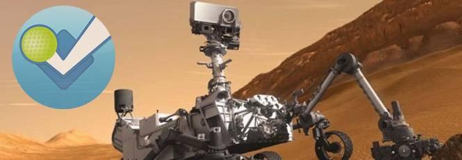Foursquare recebe seu primeiro check in em Marte, feito pela sonda Curiosity