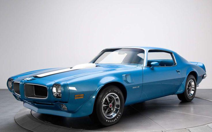 La Trans Am fut assemblée de 1967 à 2002. Pour Pontiac, c'était la réplique à la Ford Mustang ou à l... - GM