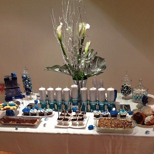 140 best images about lovely hanukkah ideas on pinterest for Decoration hanouka