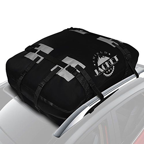 SHIELD JACKET Waterproof Roof Top Cargo Luggage Travel Bag (15 Cubic Feet) - Roof Top Cargo Carrier for Cars, Vans and SUVs - Great for Travel or Off-Roading - Double Vinyl Construction, Easy to Use - http://www.caraccessoriesonlinemarket.com/shield-jacket-waterproof-roof-top-cargo-luggage-travel-bag-15-cubic-feet-roof-top-cargo-carrier-for-cars-vans-and-suvs-great-for-travel-or-off-roading-double-vinyl-construction-easy-to-use/  #Cargo, #Carrier, #Cars, #Construction, #Cub