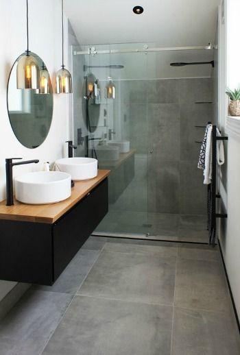 Zwarte kranen zijn hip! Meer badkamer trends vind je op Woonblog!