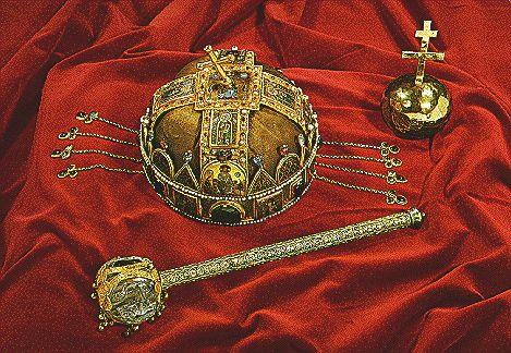 Hungarian crown #HunagarianCrown #Hungary #Crown