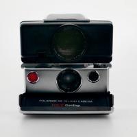 Polaroid SX-70 SONAR | Wonderfoto — фотоаппараты Polaroid,кассеты для Полароид в Москве. Единственный магазин моментальной фотографии в Росс... 9000 p.