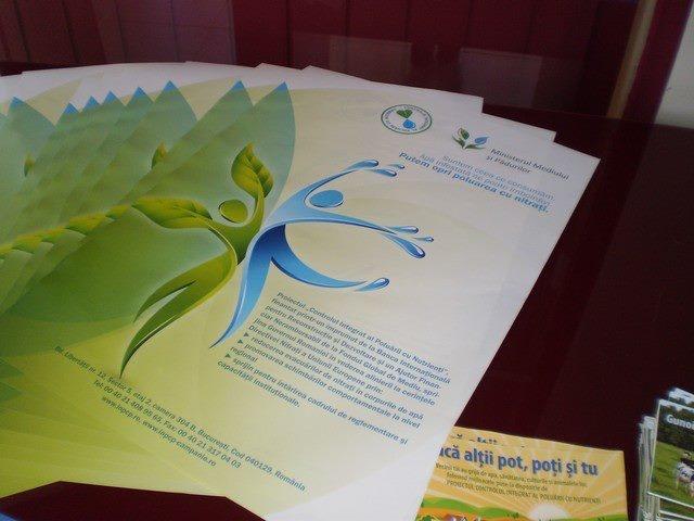 """Ministerul Mediului şi Pădurilor a lansat astăziCampania de sensibilizare şi conştientizare a Proiectului """"Controlul Integrat al Poluarii cu Nutrienţi""""în Bazinul Hidrografic Somes – Tisa, din care fac parte judeteleCluj, Bistriţa-Năsăud, Maramureş, Satu Mare şi Sălaj. Proiectul este derulat deMinisterul Mediului şi Pădurilorîmpreună cu Banca Mondială şi Guvernul României."""