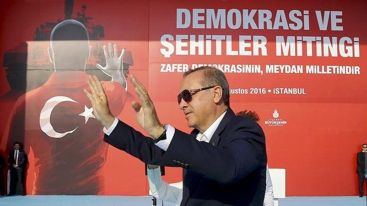 Το χαβά του ο Ερντογάν: θα ακυρώσω τη συμφωνία με την Ε.Ε