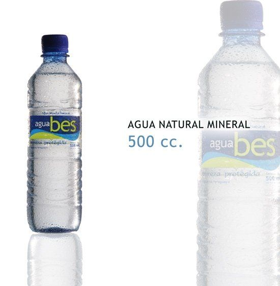 A água mineral do paraguai
