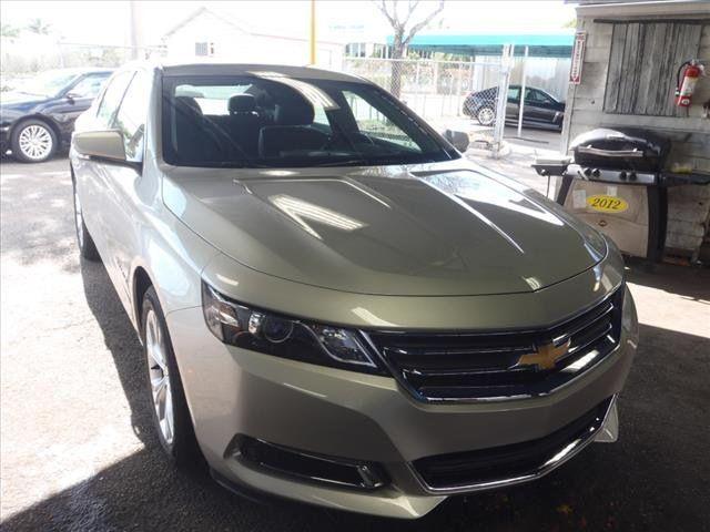 2014 #Chevrolet Impala LT