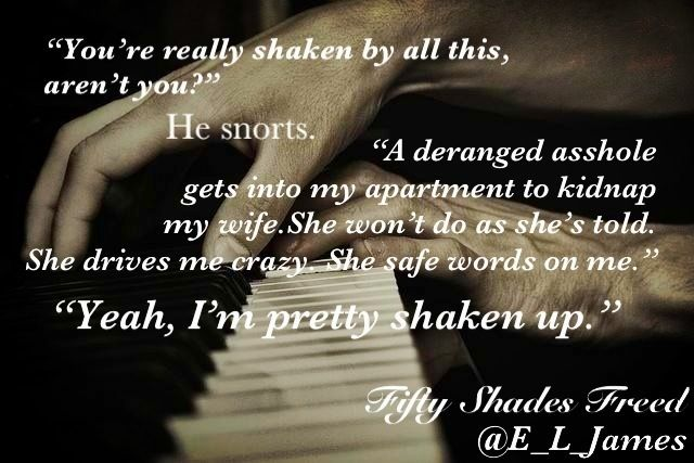 fifty shades freed quote - Google Search