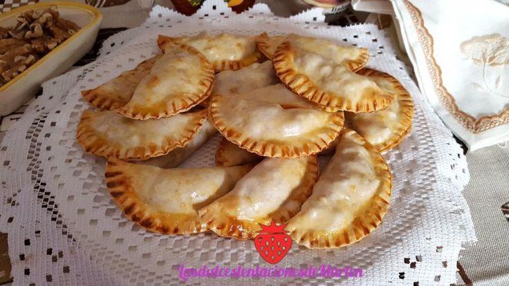 Empanadillas de manzana, nueces y canela, Receta Petitchef