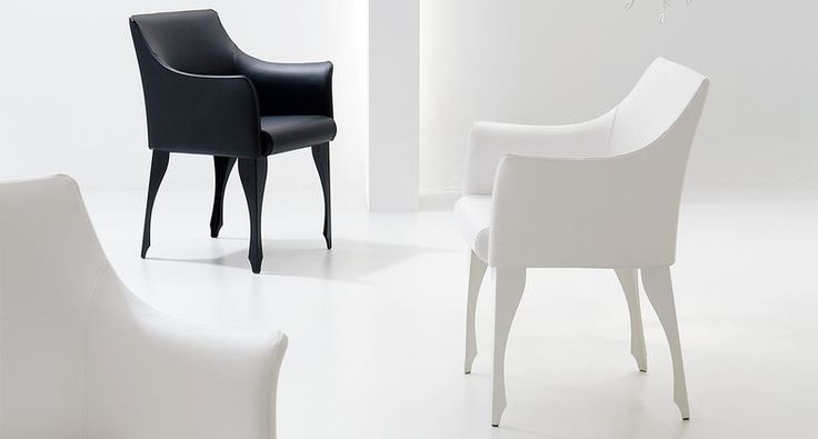 The Magi is a beautiful and elegant armchair.  The contemporary Magi has a chrome finish to the legs. The seat is available in either genuine leather or faux leather. The armrest height is approximately 670mm. £489.00
