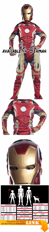 Klassische Kostüm Iron Man Avengers II The Age of Ultron für Kind.  #Toy #CHILDRENS_COSTUME