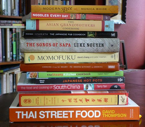2009 noteworthy asian cookbooks